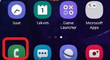 Samsung A50 mesaj engelleme