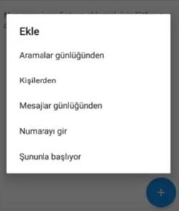 Xiaomi engellenen numaradan gelen mesajları görme